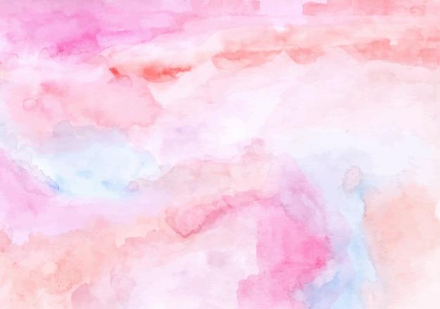 Textura de fundo aquarela abstrata