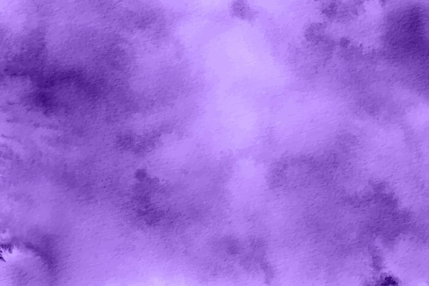 Textura de fundo aquarela roxa digital