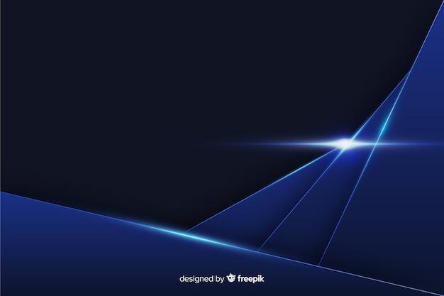 Textura de fundo azul metálico abstrato Vetor grátis