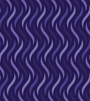 Textura de fundo ondulado sem emenda de cor de vetor