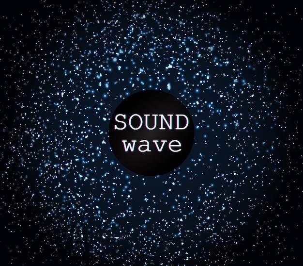 Textura de glitter. disco plano de fundo. luzes azuis.