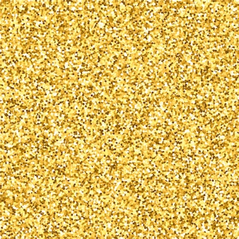 Textura de glitter dourado