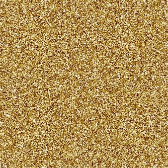 Textura de glitter dourados