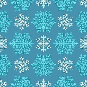 Textura de inverno sem emenda.
