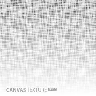 Textura de lona leve, ilustração