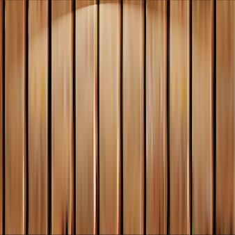 Textura de madeira sem costura realista isolada