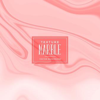 Textura de mármore abstrata cor pastel vermelho