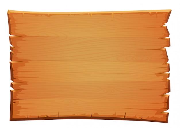 Textura de mogno de madeira do vetor. placa antiga de madeira gasto.