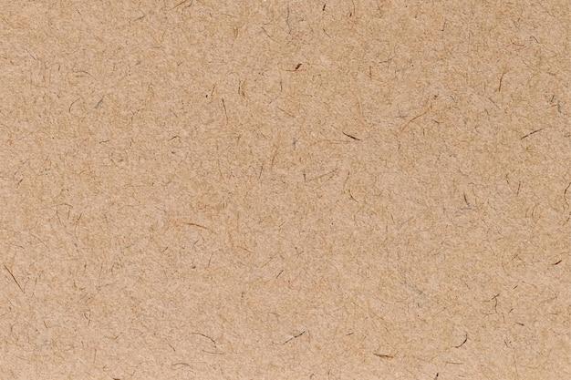 Textura de papel branco antigo de vetor realista pergaminho ou fundo de papelão marrom envelhecido