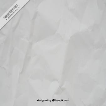Textura de papel com vincos