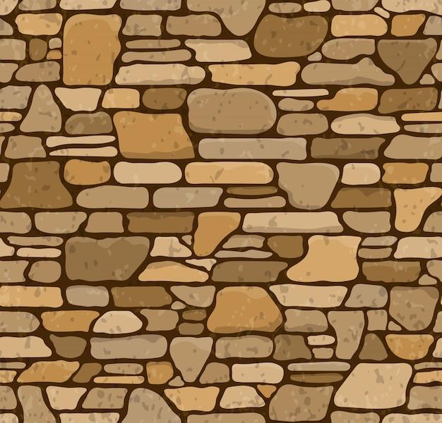 Textura de pedra sem costura