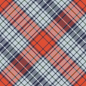 Textura de pixel xadrez laranja azul seleção