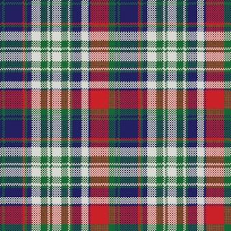 Textura de tecido de seleção padrão celta