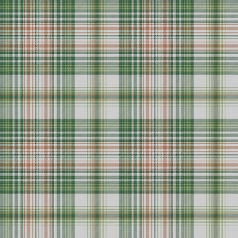 Textura de tecido sem costura xadrez ouro verde