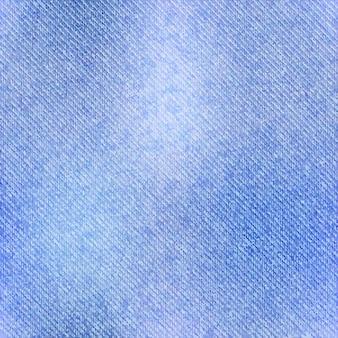 Textura detalhada de jeans azul realista jeans desgastado