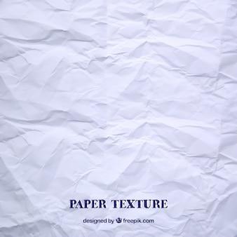 Textura do papel vincado
