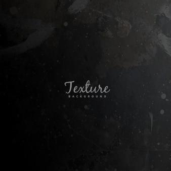 Textura escura preta
