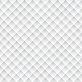 Textura geométrica branca, sem costura de fundo