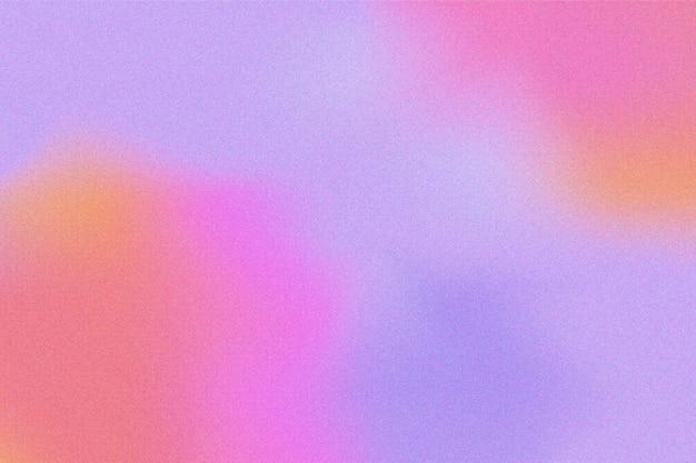 Textura gradiente granulada colorida