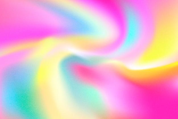 Textura granulada colorida gradiente