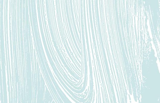 Textura grunge aflição azul áspero traço criativo fundo ruído sujo textura grunge superfície artística extraordinária ilustração vetorial