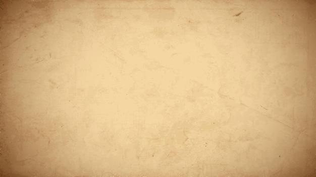 Textura grunge de papel velho, plano de fundo texturizado. ilustração vetorial para design de capa, design de livro, cartaz, folheto, site