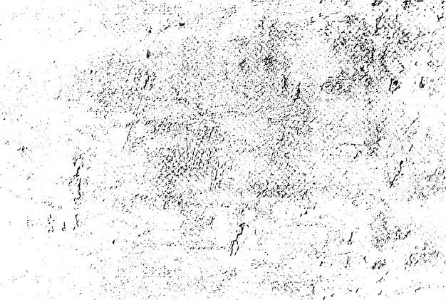 Textura grunge preto e branco