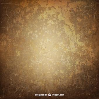 Textura oxidada do ferro