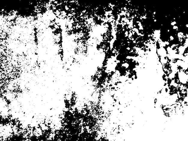 Textura suja granulada do grunge. fundo de sobreposição de angústia urbana abstrata. ilustração vetorial