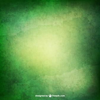 Textura verde da aguarela