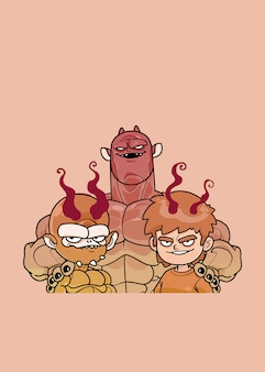The devil family