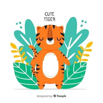 Tigre bonito
