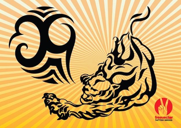 Tigre de energia