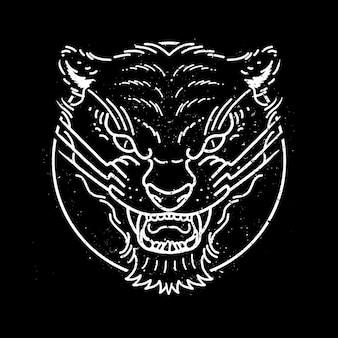Tigre elétrico