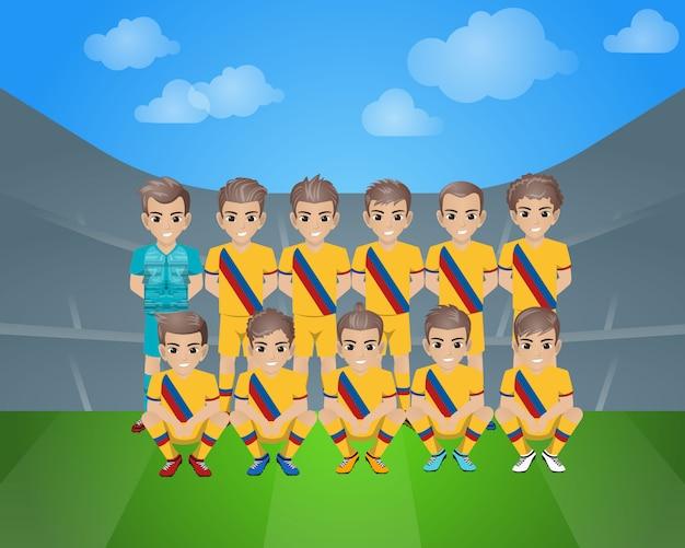 Time de futebol do barcelona