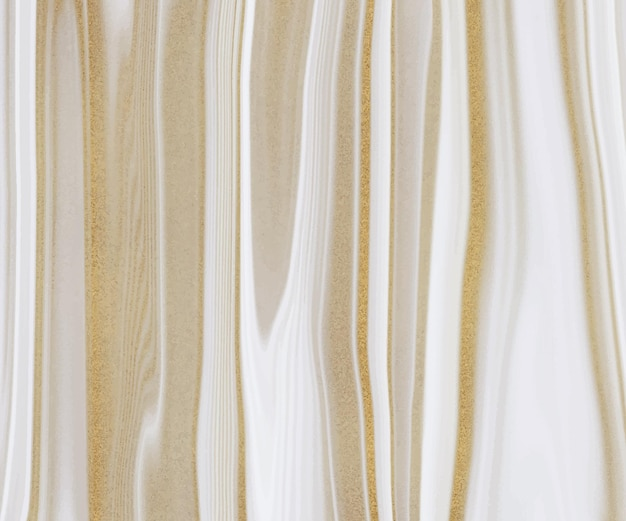 Tinta líquida cinza com textura de glitter dourado.