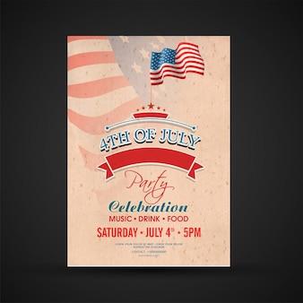 Tipografia dia nacional liberdade feriado