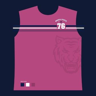 Tipografia t shirt design vector e padrão premium vector