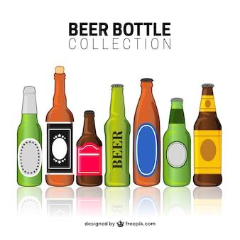 Tipos de garrafas de cerveja