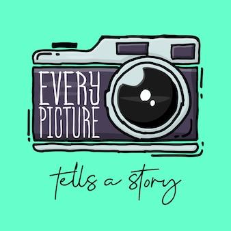 Toda imagem conta uma história