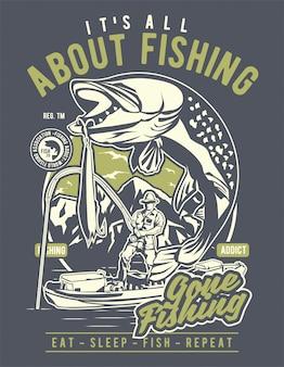 Toda sobre a pesca