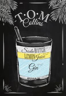 Tom collins cocktail giz