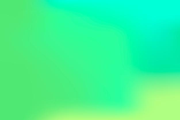Tons de gradiente verde de fundo