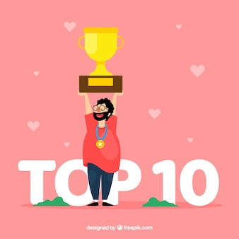 Top 10 palavra conceito
