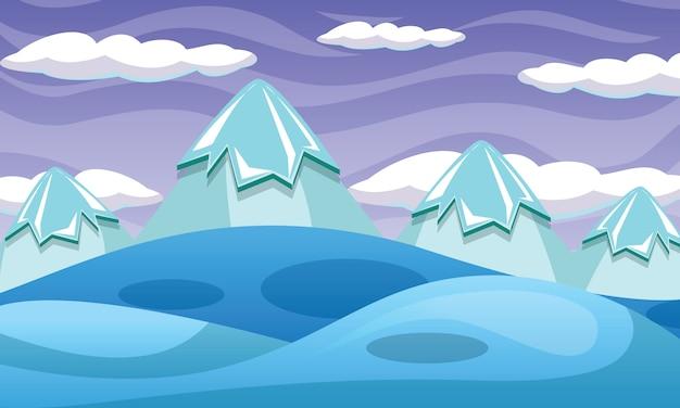 Topo das montanhas