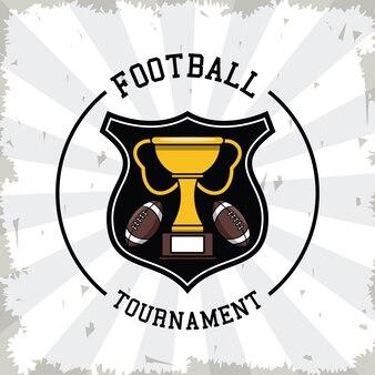 Torneio de futebol americano