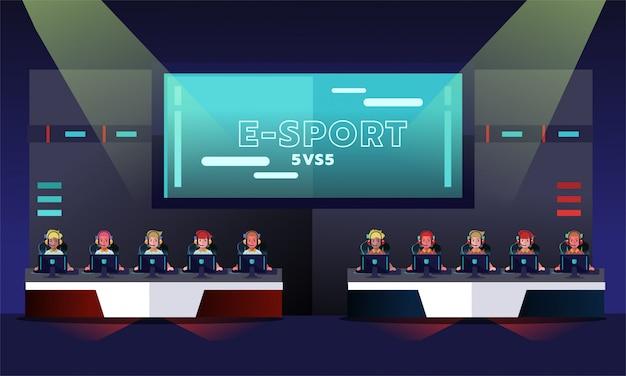 Torneio e-sport