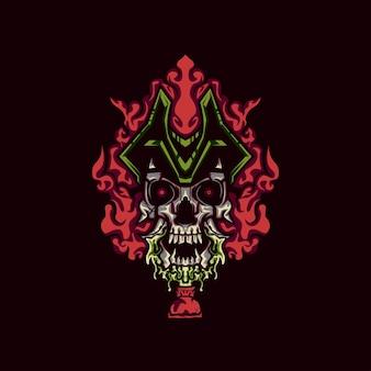 Toxic skull pirates
