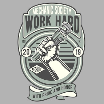Trabalhar duro