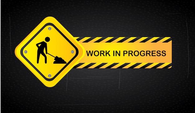 Trabalho em progresso